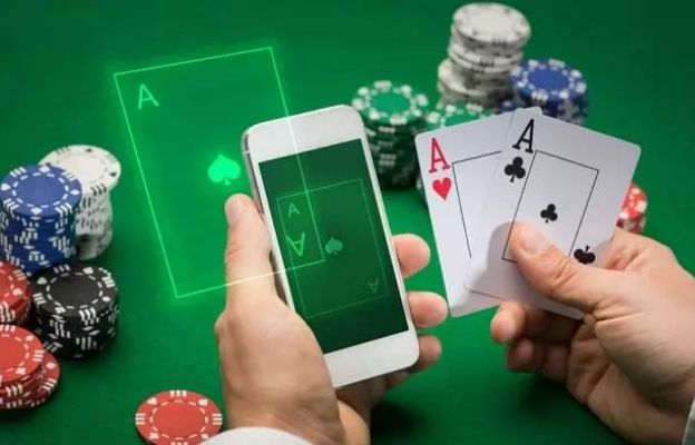 how to start at an online casino gambling account